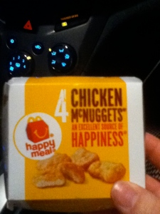 Happiness in a Box