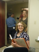 """Production Assistants on """"1 Message"""" for Kelly's Filmworks- 2010"""