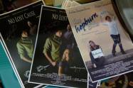 No Lost Cause & The Hepburn Girls posters- 2014