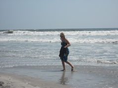 Filming in Atlantic City- 2012