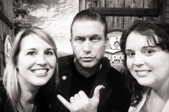 Meeting Stephen Baldwin - 2014