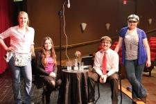Seminar on film at Henry County High School- 2014
