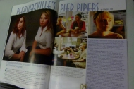"""Featured article in the February issue of """"Kentucky Monthly""""- 2014"""