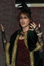 "Performing ""Kiss of the Spider Woman"" for Wayward Actors Company- 2013"
