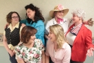 "Publicity photo for ""Steel Magnolias""- Wayward Actors Company- 2013"