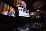 "Kevin Crisp color grading ""The Hepburn Girls""- 2013"