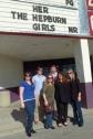 """""""The Hepburn Girls"""" viewing- 2014"""