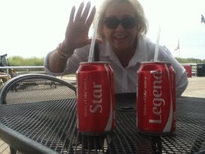 BJ cokes